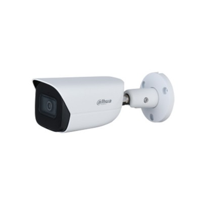 Dahua IPC-HFW3441E-SA -  Telecamera IP AI WizSense 4MP, 3.6mm, IR 50M, IP67, Protezione perimetrale