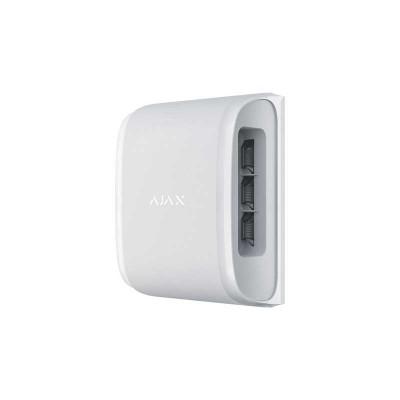 Ajax DualCurtain Outdoor – Rilevatore di movimento wireless a tenda bidirezionale